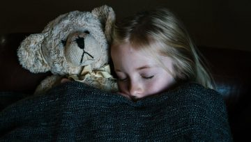 Nočné desy detí